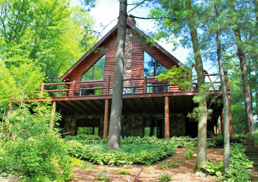 Wooded Cabin